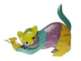 kat vangt muis
