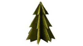 kerstboom paco L olijf groen