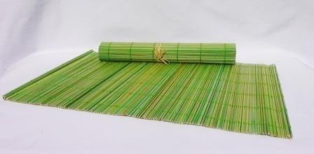 Placemat groen
