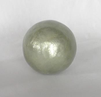 Decoratieve bal mint