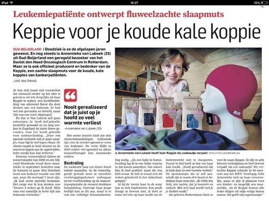 Algemeen Dagblad Keppie