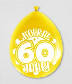Ballonnen 60jr