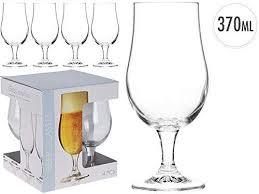 Bierglazen Op Voet Set 4