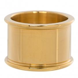 Basisring Goud 14mm