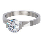 IXXXI Steel Ring IXR002 Silver