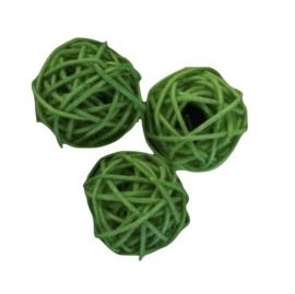Brunchball Groen 4cm