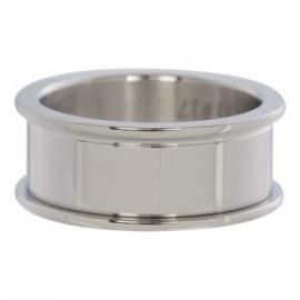Basisring Zilver 8mm