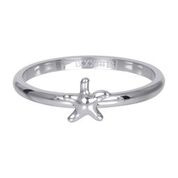 R3507-03 Sea Star 2mm Silver