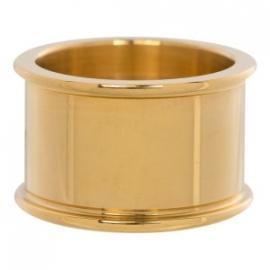 Basisring Goud 12mm