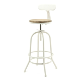 Bar Chair Long Island - White