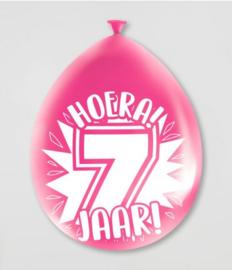 Ballonnen 7jr