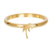 R3509-01 Palm Tree 2mm Gold
