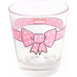 Glas Licht Roze
