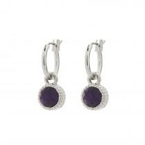 Biba 8922 Purple Velvet