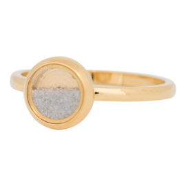 R4318-01 With Sand Goud 2mm