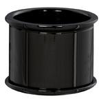 Basisring Zwart 16mm