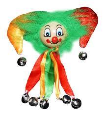 Broche Clown