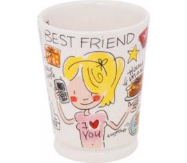 Beker Best Friend XL 0,5L