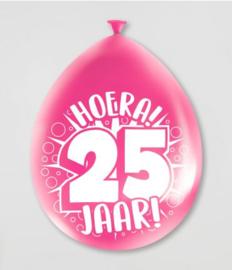 Ballonnen 25jr