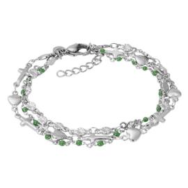 Bracelets Ghana Silver