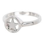 IXXXI Steel Ring IXR011 Silver