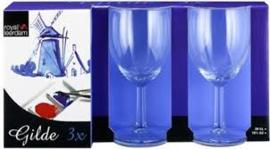 Wijnglazen Royal Leerdam Gilde 29CL