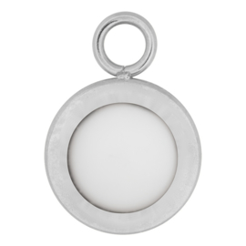 IJCC18-3 Charm White Zilver