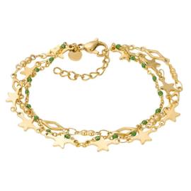 Bracelets Kenya Gold