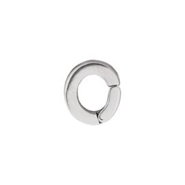 IJA01-3 Loop Zilver