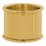 Basisring Goud 16mm