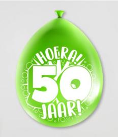 Ballonnen 50jr