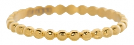 R2802-1 Bolletjes Goud 2mm