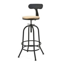 Bar Chair Long Island - Black