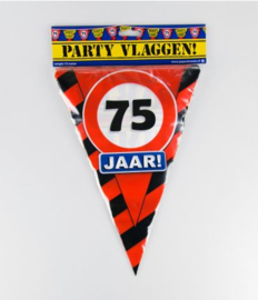 Party Vlag 75jr