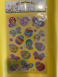 Ei decoratie stickers set2