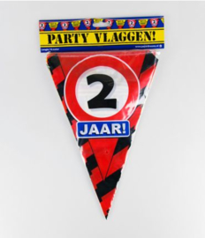 Party Vlag 2jr