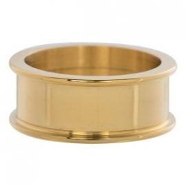 Basisring Goud 8mm