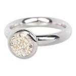 IXXXI Steel Ring IXR012 Silver