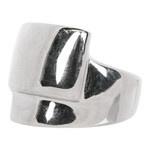 IXXXI Steel Ring IXR006 Silver