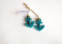 Zeephanger Anker Turquoise