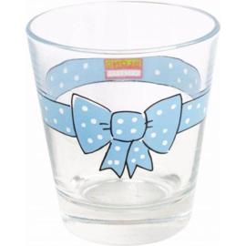Glas Blauw