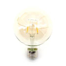 Lightbulb G95 - 2W not dimmable