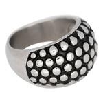 IXXXI Steel Ring IXR017 Silver