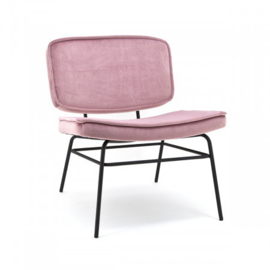 Lounge Chair Vice - Old Pink