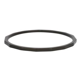 R3903-05 Angular Zwart 1mm
