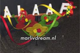 Decoratie Stuk ALAAF