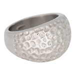 IXXXI Steel Ring IXR020 Silver