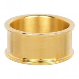 Basisring Goud 10mm