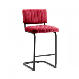 Bar Chair Operator - Red