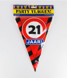 Party Vlag  21jr